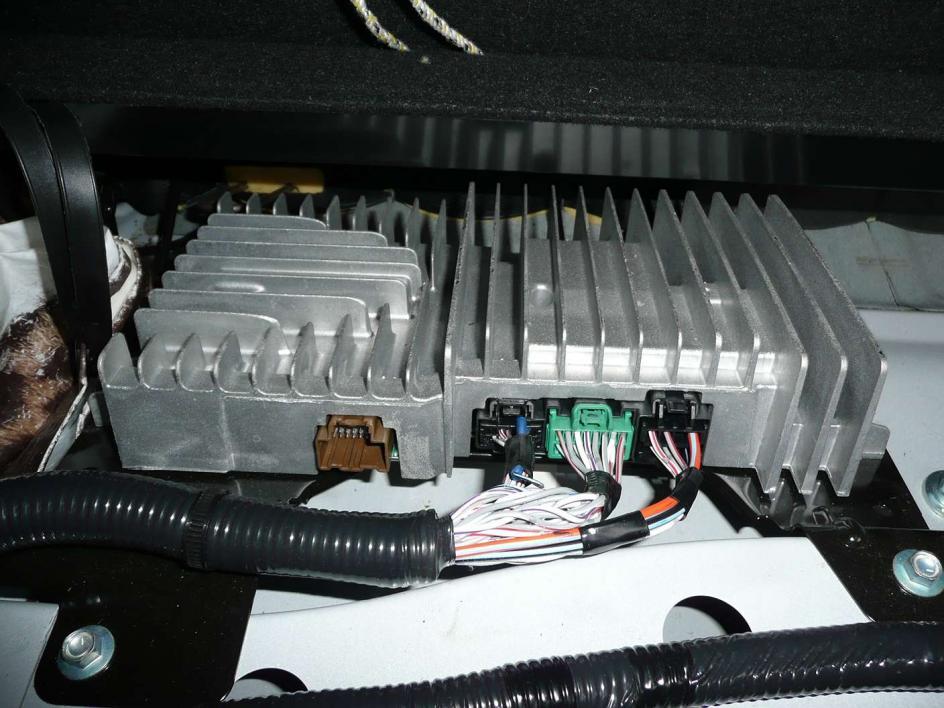 Bose Verstärker