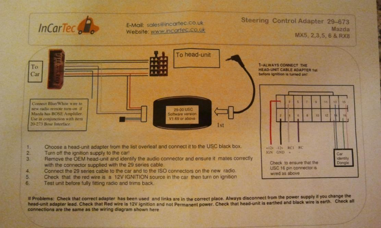 Tolle Mazda Stereo Schaltplan Ideen - Elektrische Schaltplan-Ideen ...