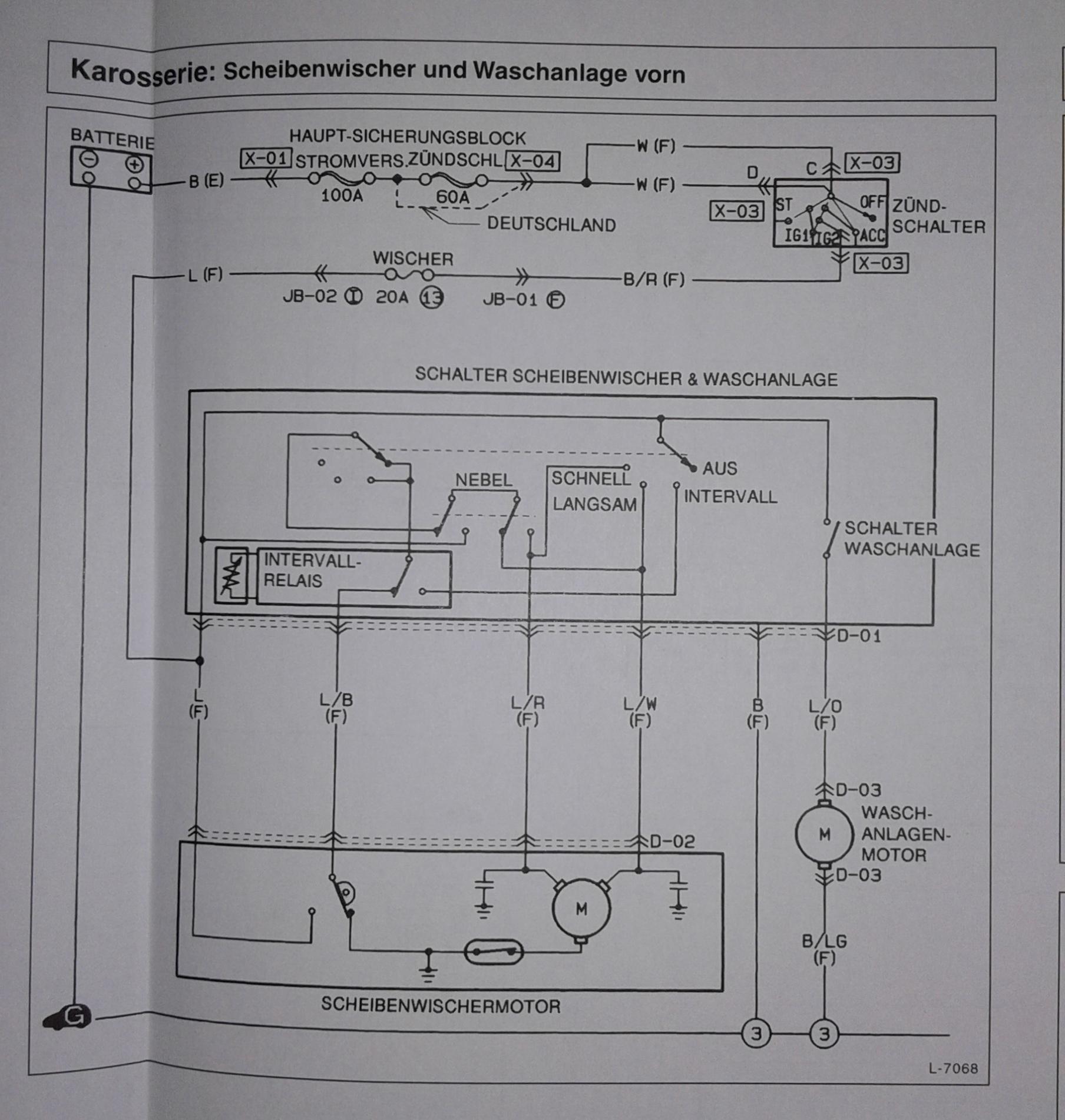 Groß 2004 Mazda Tribut Schaltplan Ideen - Der Schaltplan ...
