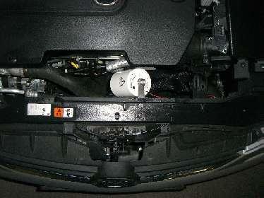 Marderschreck im Motorraum verbauen