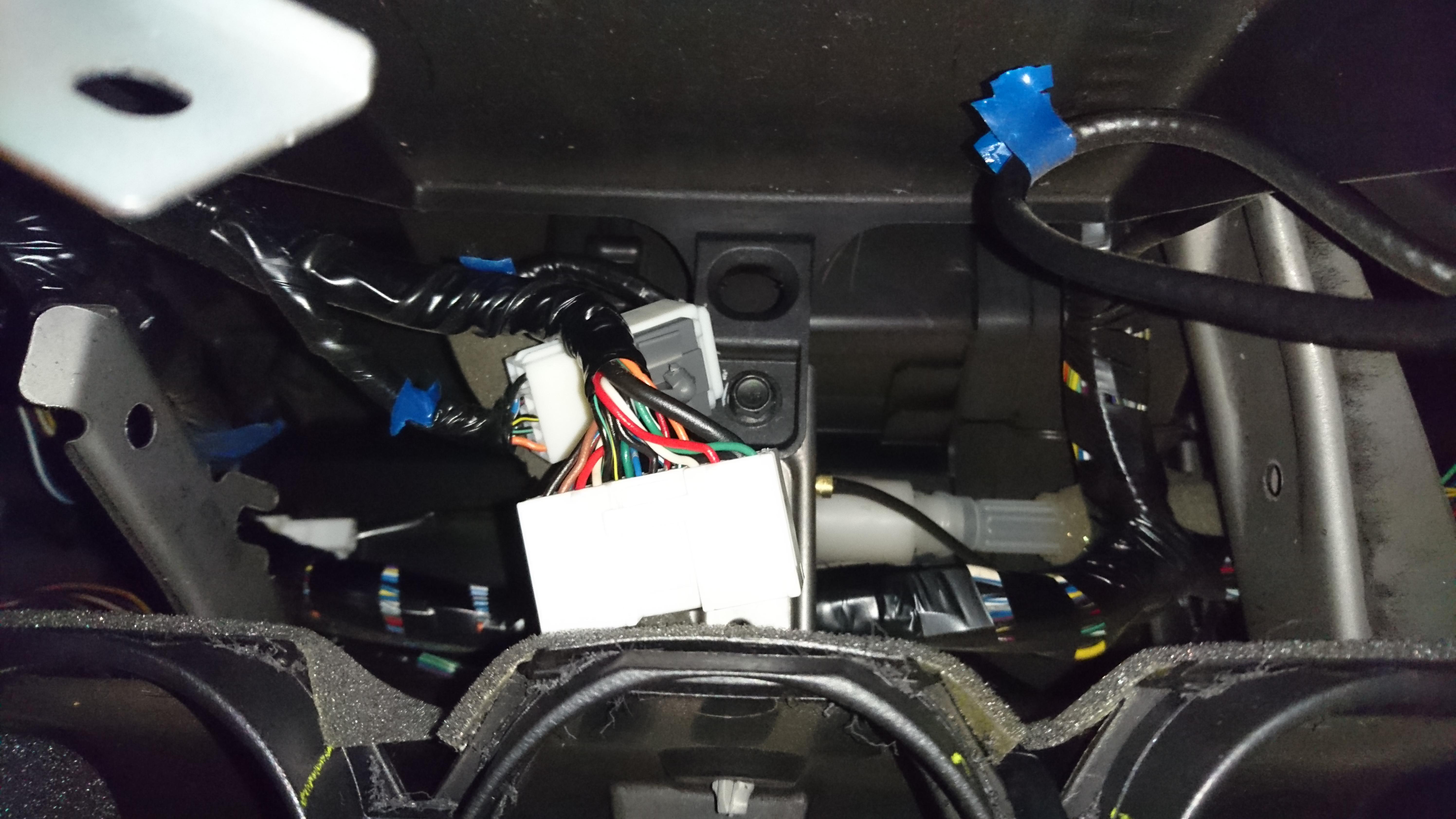 Mazda 6 GG1 BJ 2007 BOSE CAN-BUS Anschluss am Radio ja oder nein?