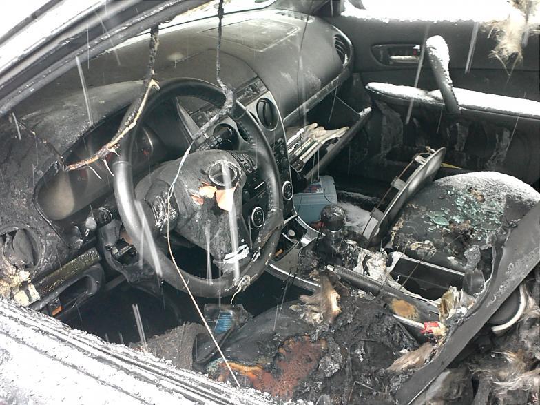 Auto ausgebrannt - Sitzheizung defekt!