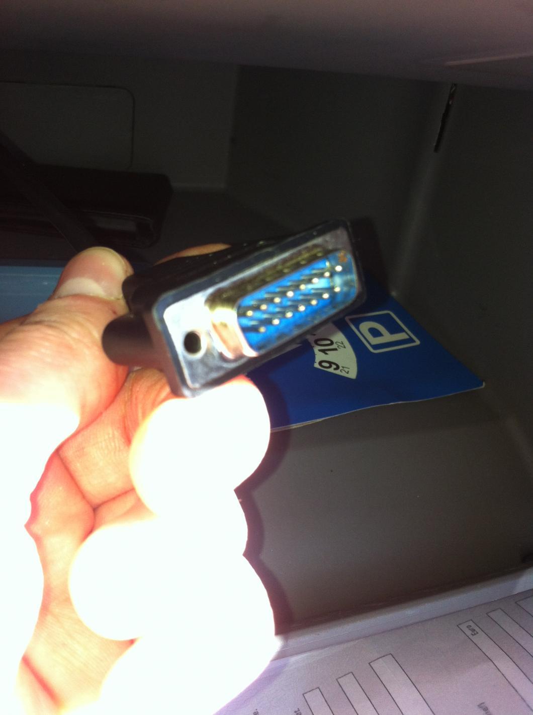 Mazda 3 BK - USB / AUX Adapter - ist das ein Yatour / Audiolink ???