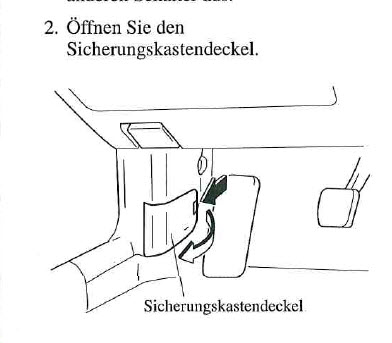 Wunderbar Mazda 3 Sicherungskasten Diagramm Galerie - Die Besten ...
