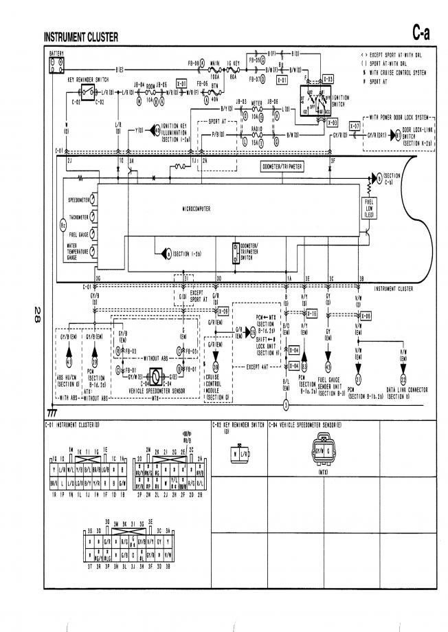 Tolle Mazda 6 Schaltplan Galerie - Elektrische Schaltplan-Ideen ...
