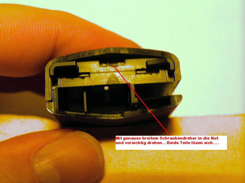 batteriewechsel im ffb-schlüssel