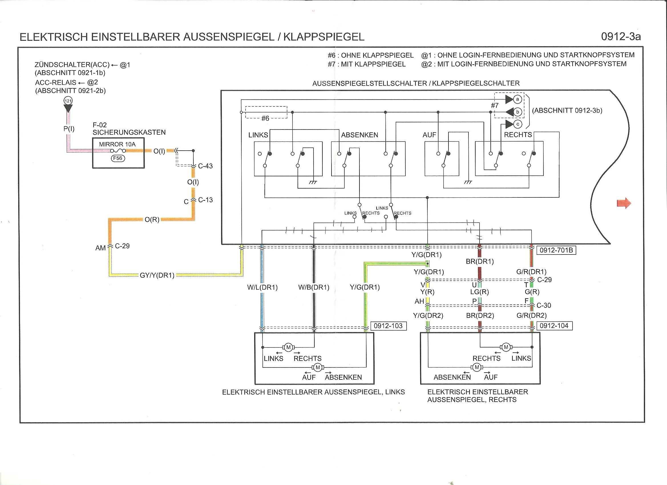 Ungewöhnlich Mazda 6 Schaltplan Zeitgenössisch - Elektrische ...