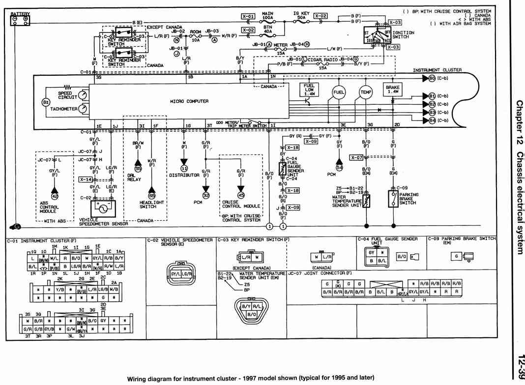 Schaltpläne 323 F BA