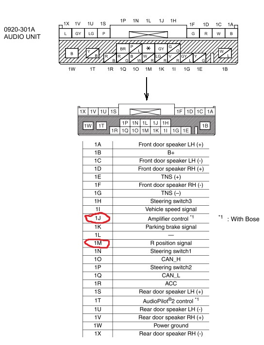 Ungewöhnlich Mazda Stereo Schaltplan Bilder - Der Schaltplan ...