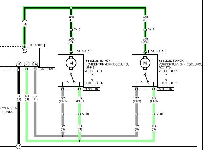 MX-5 (NC) - Funkfernbedienung / Zentralverrieglung