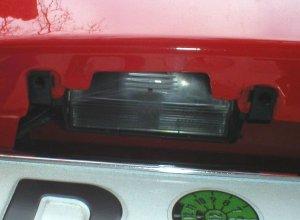 mazda 3 bk kennzeichenbeleuchtung – auto bild ideen